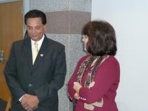 Rep. Charles Graham Reception